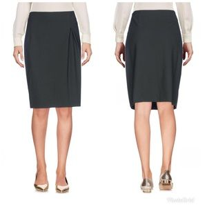 Brooks Brothers green pencil skirt - 10